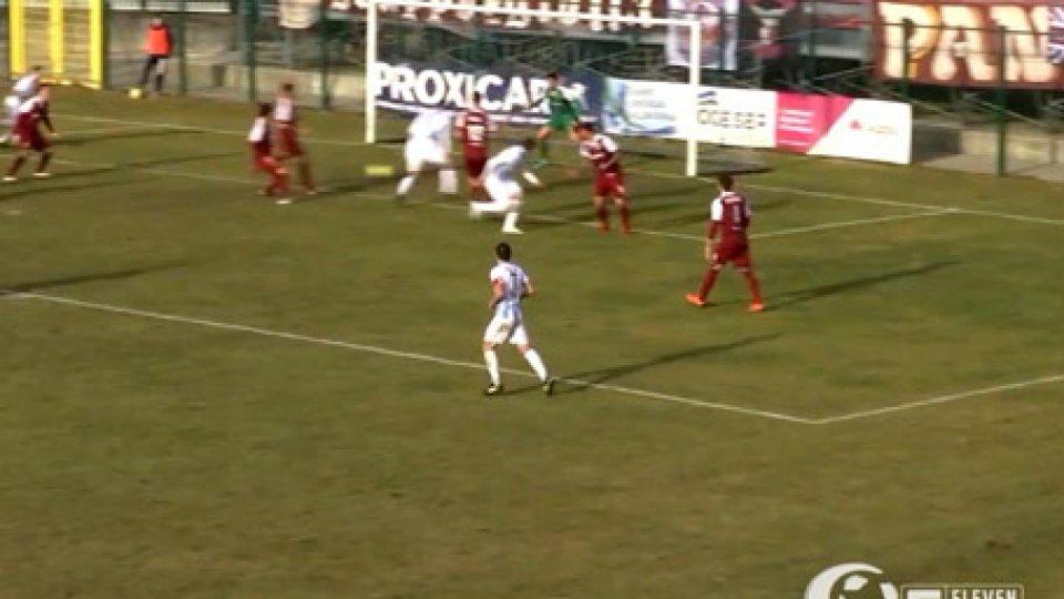 Giana Erminio - Fano 1-0Giana Erminio - Fano 1-0