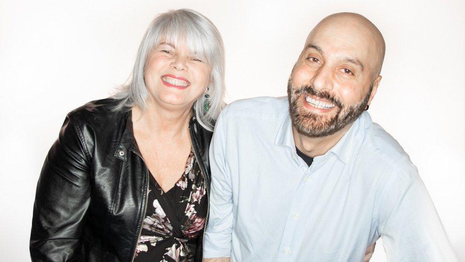 Power Play con Lia Fiorio & Gigi Restivo