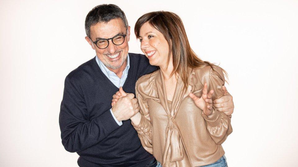 Catia Demonte & Stefano Coveri