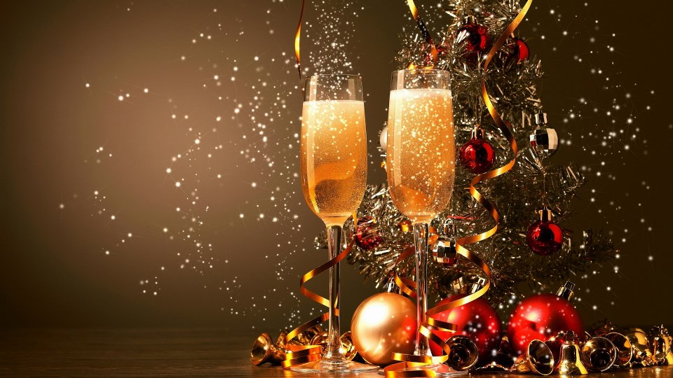 Happy New Year! Felice Anno Nuovo!