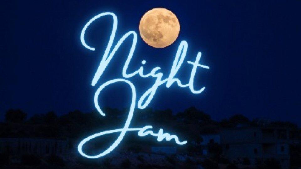 Night Jam con Giovanni Franciosi