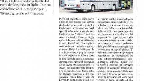 Repubblica.sm - Sabato 30 marzo 2019
