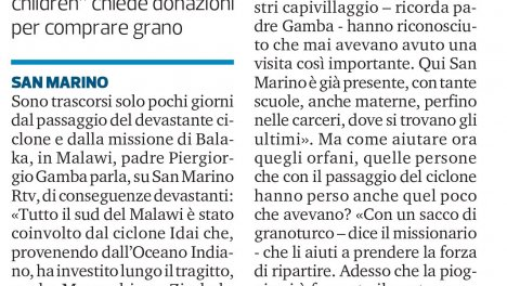 Corriere Romagna - 01/04/2019