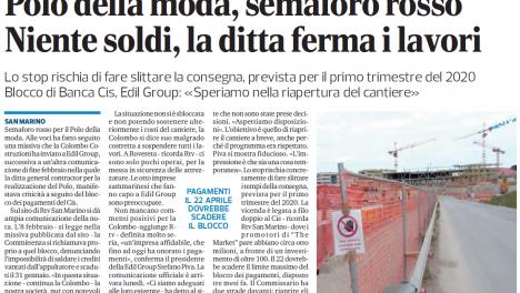 Corriere Romagna - 04/04/2019