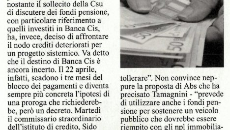 L'informazione - 06/04/2019