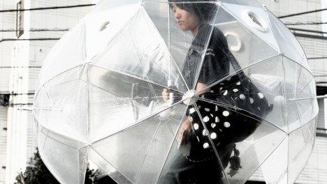 Ombrello sferico