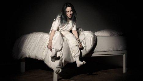 5 - When we all fall asleep where do we go? - Billie Eilish