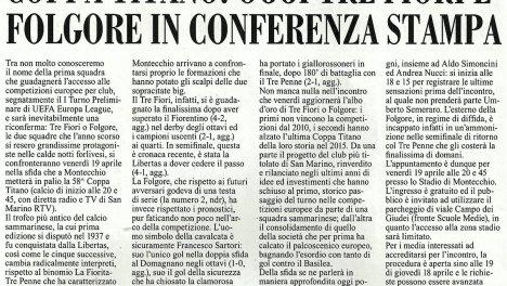 Repubblica.sm - 17/04/2019