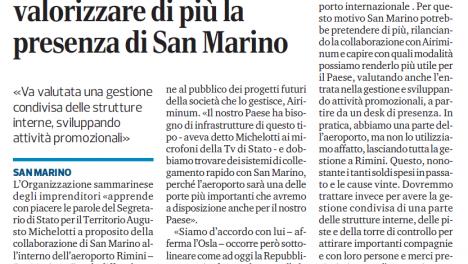 Corriere Romagna - 18/04/2019