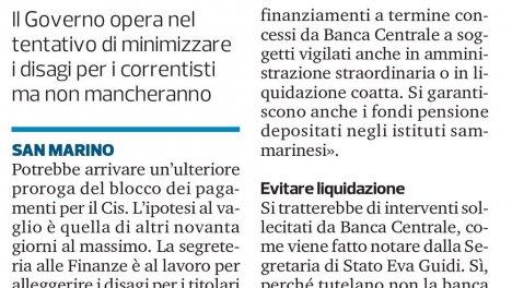 Corriere romagna 19/04/2019
