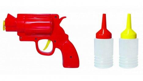 Pistola spara-salse