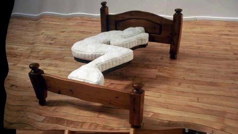 Shape-a-bed
