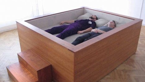 Box-in-a-bed