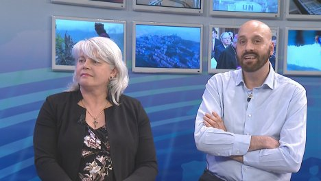 Lia Fiorio e Gigi Restivo