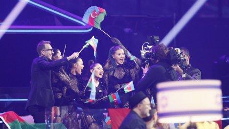 Azerbaijan (pic by EBU / THOMAS HANSES)
