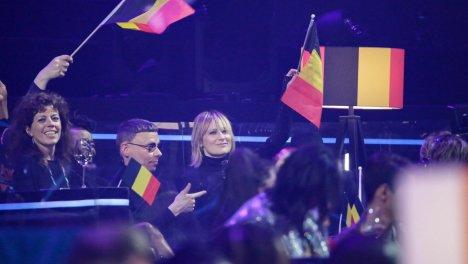 Belgio (pic by EBU / THOMAS HANSES)