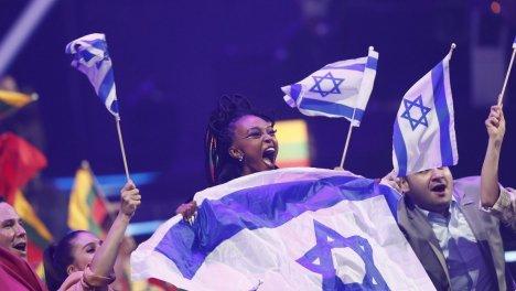 Israele (pic by EBU / THOMAS HANSES)