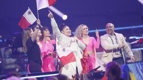 Malta (pic by EBU / THOMAS HANSES)