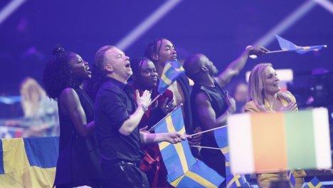 Svezia (pic by EBU / THOMAS HANSES)