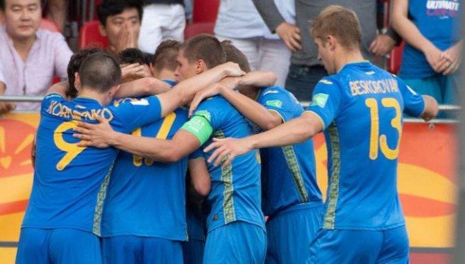 Vittoria dell'Ucraina. Foto ansa