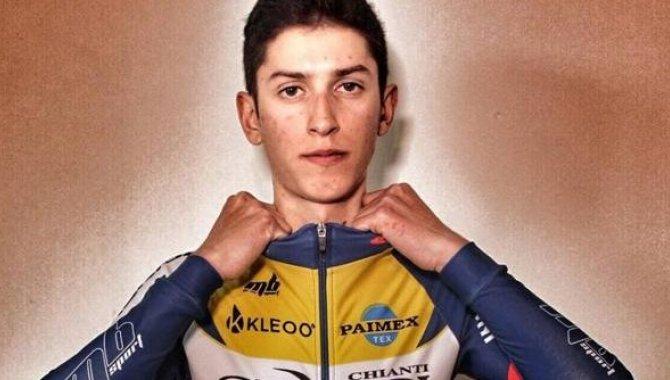 Michael Antonelli qualche giorno a San Marino prima del trasferimento a Santarcangelo