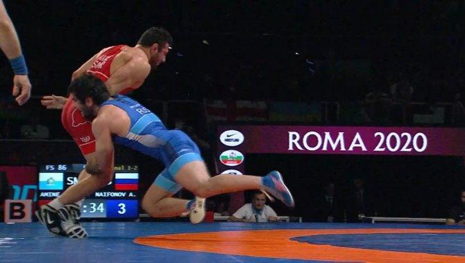 VIDEO   Myles Mularoni vince l'argento agli Europei di Roma 2020
