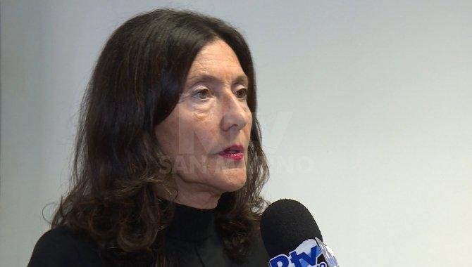 Il direttore sanitario ISS Mara Morini