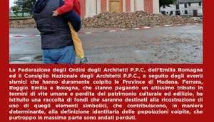 Dona la tua solidarietà ai terremotati dell'Emilia Romagna