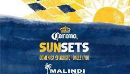 """Corona Sunsets"" fa tappa a Cattolica"