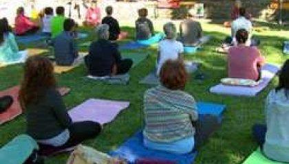 San Marino festeggia la Giornata Internazionale dello Yoga