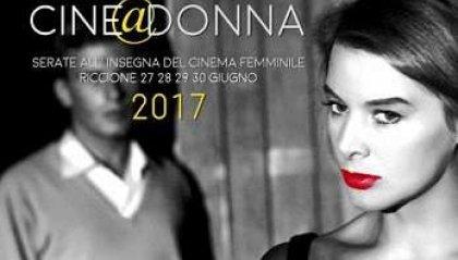 """Cinema, la seconda edizione di """"Cine Donna"""" a Riccione"""