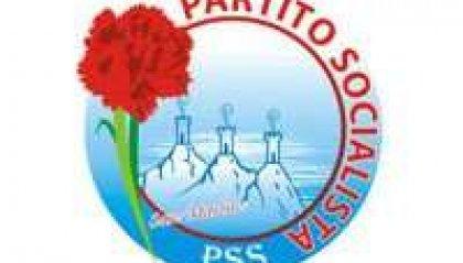 Il partito socialista attacca Pdcs e Psd