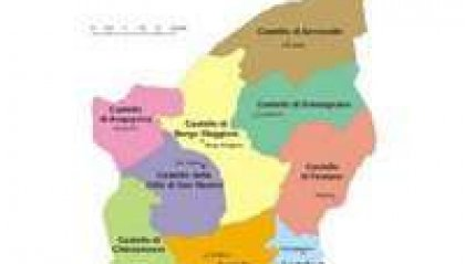 Elezioni: la geografia del voto per Castelli