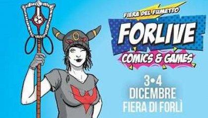 Fiere, Expo Elettronica e Forlive Comics insieme per divertire