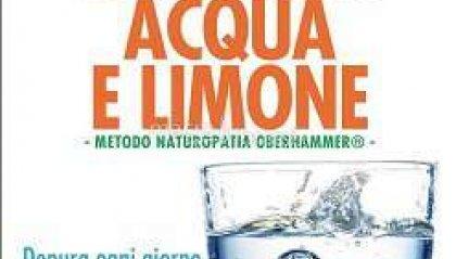 Libri: Curarsi con acqua e limone