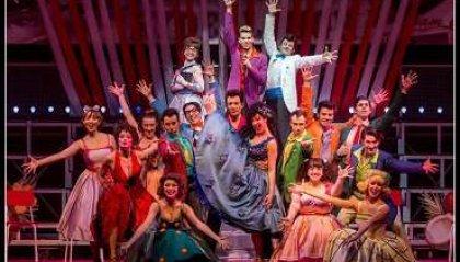 "Teatro, a Bologna arriva ""Grease"""