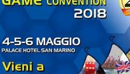 San Marino Game Convention 2018