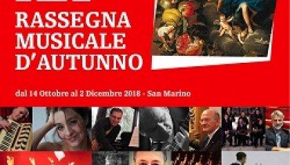 Rassegna Musicale d'Autunno - Il Novecento