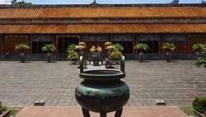 Huè e la cittadella imperiale
