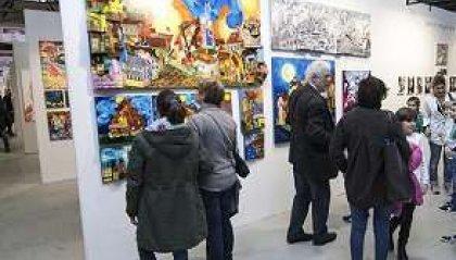 Fiere, a Forlì la 15esima edizione di Vernice Art fair