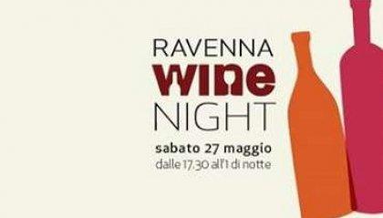 Vino di Romagna, la prima edizione di Ravenna Wine Night
