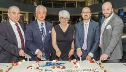 25 anni insieme: i festeggiamenti di San Marino Rtv
