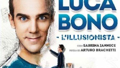 """Luca Bono """"L'Illusionista"""""""
