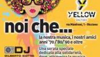 """Riccione, musica e solidarietà per la quinta edizione di """"Noi Che..."""""""