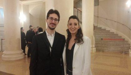Fernanda Pollini e Mattia Guerra - Prima parte