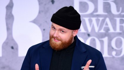 Tom Walker a Rimini in estate