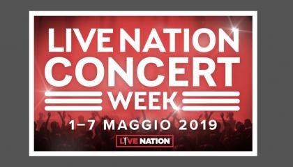 Come vincere un anno di concerti con Live Nation!
