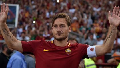 Francesco Totti: dalla serie A alla serie tv