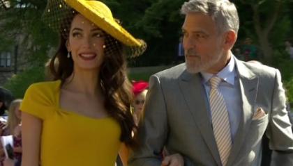 Il bel George  Clooney ha spento 58 candeline