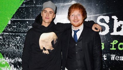 Sheeran+Bieber=I don't care